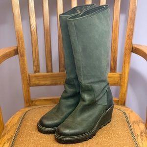 Sorel Wedge Boots - Women's 7